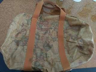地圖大旅行袋