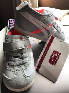 NEW with tags Onitsuka Toddlers Shoes sz K5 13cm