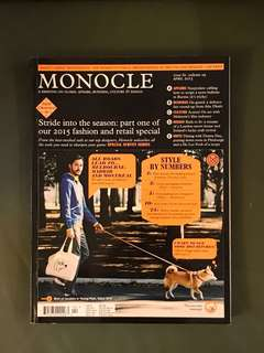 Monocle Issue 82