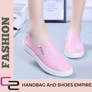 Sport Shoes free pos Women basic loafers casual slip on shoes