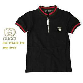 Gucci Kids Polo Shirt - TS81