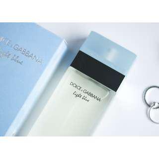 dolce and gabbana light blue - perfume for women - Authentic