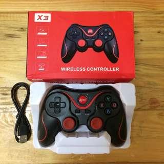 X3 Gamepad Controller
