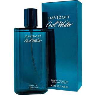 Davidoff cool water - perfume for men - Authentic