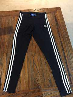 Adidas Tights- Size 10