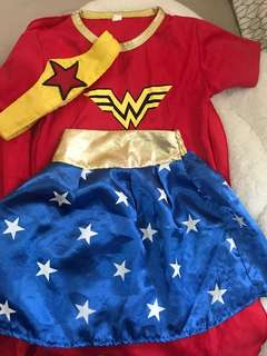 Costume Superheroes wonderkid