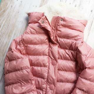 HQ Pink bubble jacket