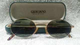 Giordano Sunglasses Vintage (Slightly used / Original)
