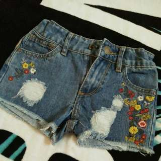 Seed Short Pant (New)