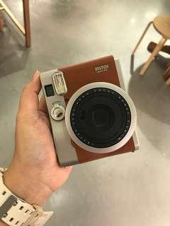 Instax Mini 90 Brown (Limited Edition) with Free Gifts!