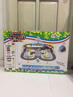 Kereta Toys Kingdom 192pcs