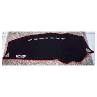 Ralliart Dashboard Mat Cover for Lancer Inspira Evo X