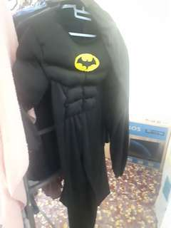 Batman Custome for kid
