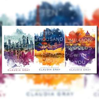 Claudia Gray Ebooks for 5PHP
