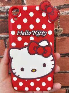 🚚 正版Hello Kitty手機殼(HTC desire 826)
