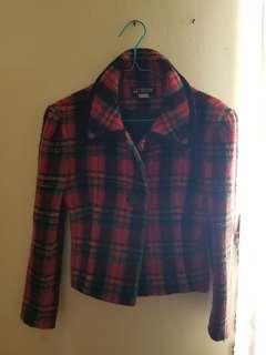 Jacket flanel