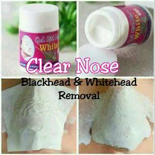 Clear Nose Blackheads and Whiteheads Remover