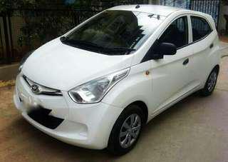 Hyundai eon glx with avn