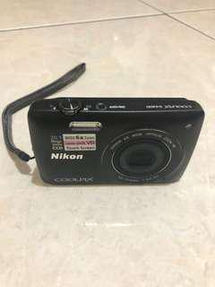 Camera Nikon coolpix