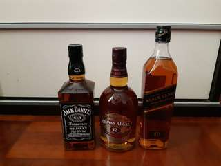 Whisky party 套餐
