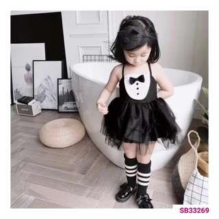 Gentleman Tutu Dress (wechat : Strawmint)