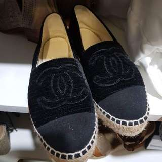 Chanel shoes (almost new used once haha)