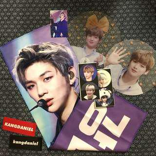 WANT TO BUY / LOOKING FOR WANNA ONE KANG DANIEL SLOGAN