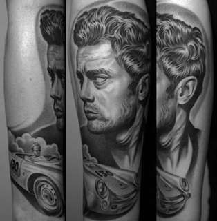 Special promotion (realism portrait tattoo only)