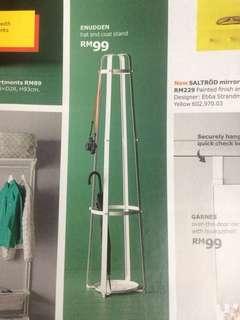 IKEA Enudden Bags Stand