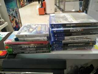 Preowned Games @ LOT ONE SHOPPING MALL TOG