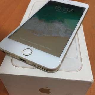 Iphone 6s Plus 64gb Gold Garansi Inter Zpa Bisa Tt