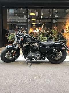 2017年 哈雷 Harley Davidson XL1200X ABS 48 太古車 只跑一千多公里 可分期 免頭款 可換車