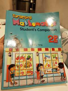 Targeting Mathematics; students companion 2B