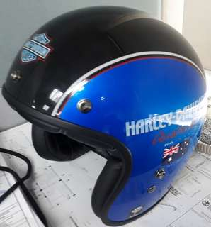 Harley Davidson helmet 100th anbiversary edition Australia