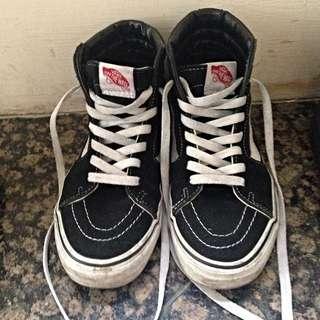 🚚 VANS 基本款高筒板鞋