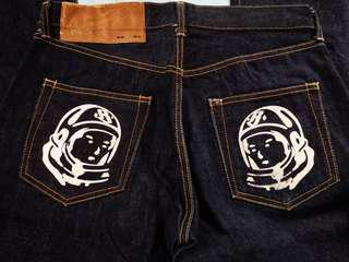 BBC牛仔褲