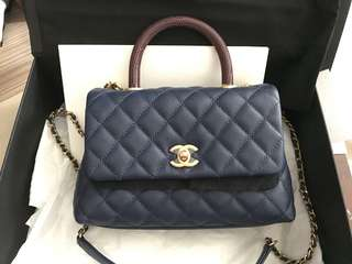 現貨 Chanel Coco Handle 24cm