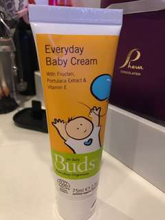 NEW Buds Everyday Baby Cream #July100