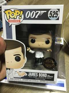 Funko 007 James Bond from Octopussy