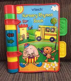 VTech Nursery Rhymes Book #subangjayaswap