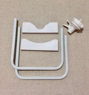 Metal Rack Water Dispenser