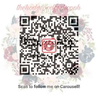 Scan this QR code to follow THSP!