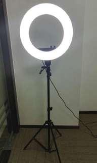 "Ringlight 18"" LED"