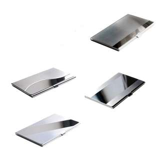 Stainless Steel Pocket Name Card Holder