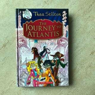 Thea Stilton: The Journey to Atlantis (Geronimo Stilton)