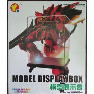 Gundam MG LED Case