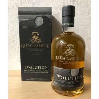 Glenglassaugh Evolution Highland Single Malt Scotch