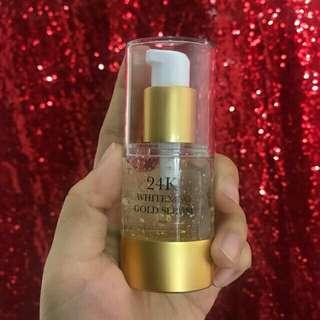 Serum Gold Whitening 24K