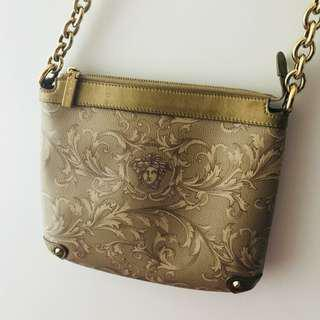 100% authentic Versace sling bag