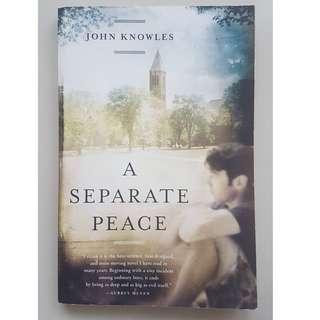 🚚 A Separate Peace